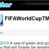 Thumbnail image for FIFA Fever Taking Over the Web