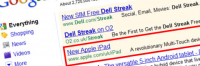 Thumbnail image for Apple Buying Google Ads To Target Dell Streak & HP Slate Users
