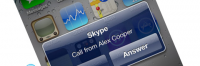 Thumbnail image for Skype For iPhone Gets Multitasking Options And Stays Free