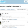 Thumbnail image for Twitter Now Suggesting People To Follow