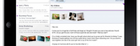 Thumbnail image for Yahoo Mail For The iPad With HTML 5