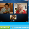 Thumbnail image for 10-Way Video Calling Now Available On the New Skype 5.0