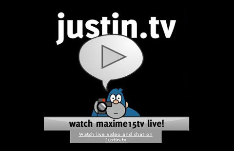 Broadcast Live Video From Your iPhone With Justin.Tv App | PelWaves