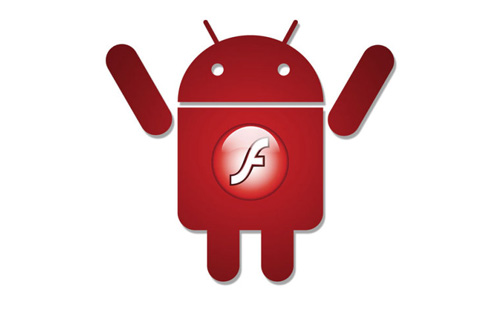 Flash on Android Phones