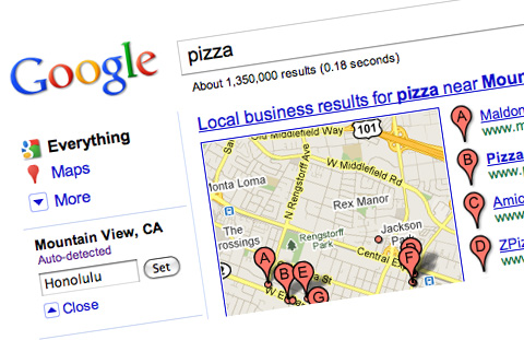 Google Search Becomes More Focused On Locations From Today