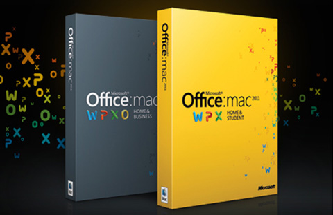 Microsoft Releases Office For Mac 2011