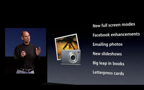 New iLife '11 brings massively updated iPhoto '11