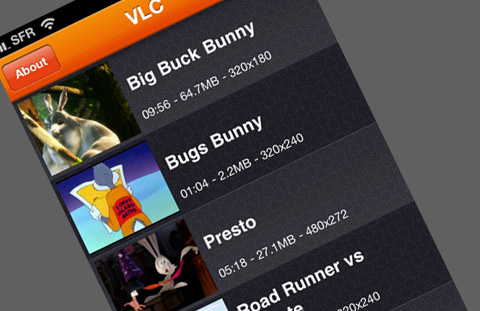 VLC Media Player App For iPad Now Supports iPhone & iPod Touch