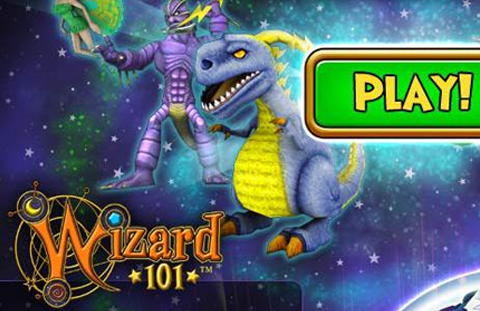 Thumbnail image for Play the Free Online Game – Wizard101