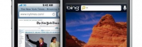 Thumbnail image for MEGA COUP ALERT! Microsoft's Bing Replaces Google search on the New iPhone OS 4