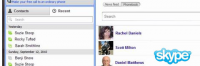 Thumbnail image for Facebook & Skype Teaming Up